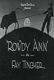 Rowdy Ann Poster