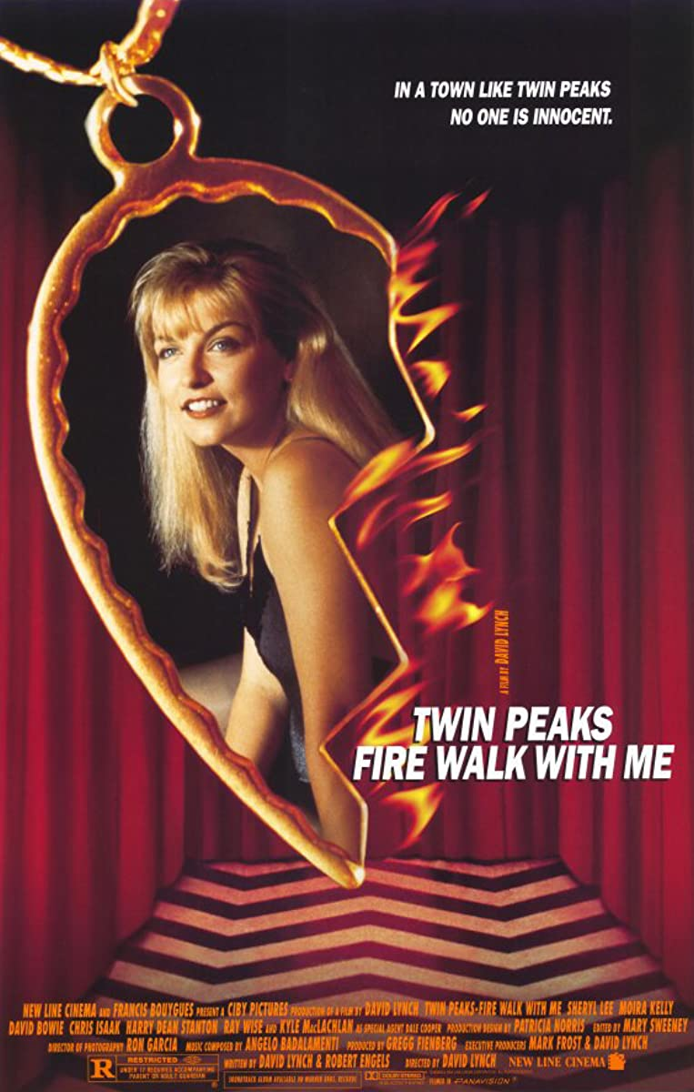 Twin Peaks: Fire Walk with Me / Twin Peaks: Fire Walk with Me filmas online nemokamai