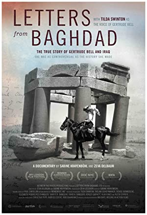 Letters from Baghdad (2016) poster