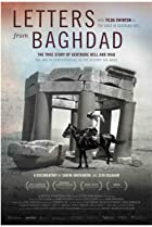 Letters from Baghdad Poster
