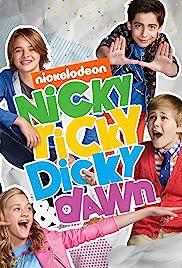 Nicky, Ricky, Dicky & Dawn Poster - TV Show Forum, Cast, Reviews