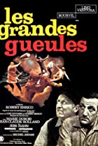 Image of Les grandes gueules