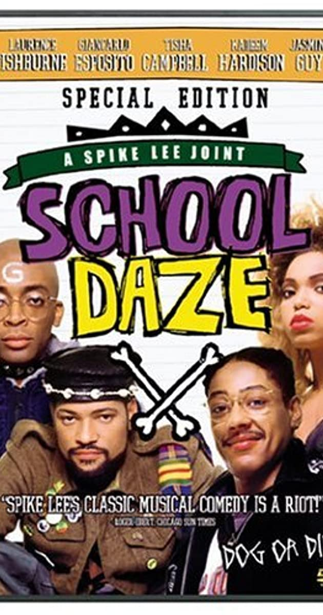 School Daze (1988) - Rotten Tomatoes