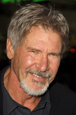 Harrison Ford at an event for Firewall (2006)
