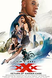 xXx: Return of Xander Cage (2017) Poster - Movie Forum, Cast, Reviews