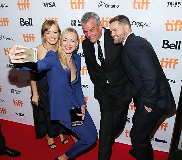 Danny Huston, Wes Chatham, Ahna O'Reilly, and Yvonne Strahovski