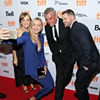 Danny Huston, Wes Chatham, Ahna O'Reilly, and Yvonne Strahovski