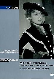 Marthe Richard Poster