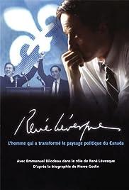 René Lévesque Poster
