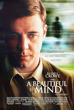 A Beautiful Mind poster