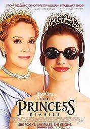 The Princess Diaries poster