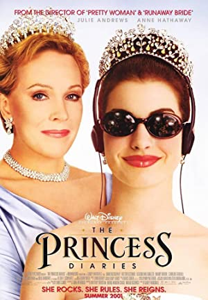 The Princess Diaries poster