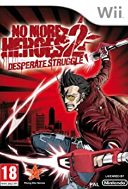 No More Heroes 2: Desperate Struggle Poster