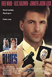 Miami Blues (1990) Poster - Movie Forum, Cast, Reviews