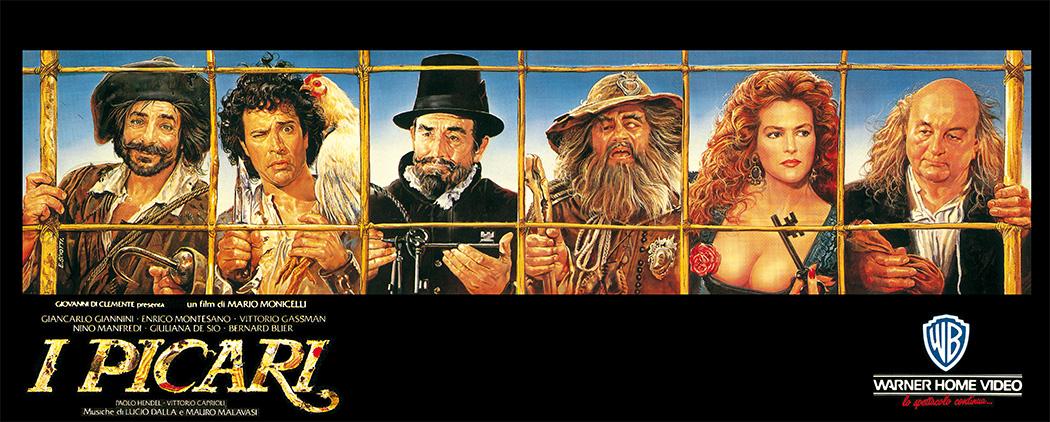 The Rogues (film) I picari 1987
