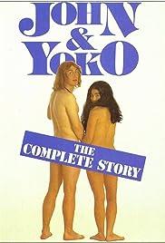 John and Yoko: A Love Story Poster