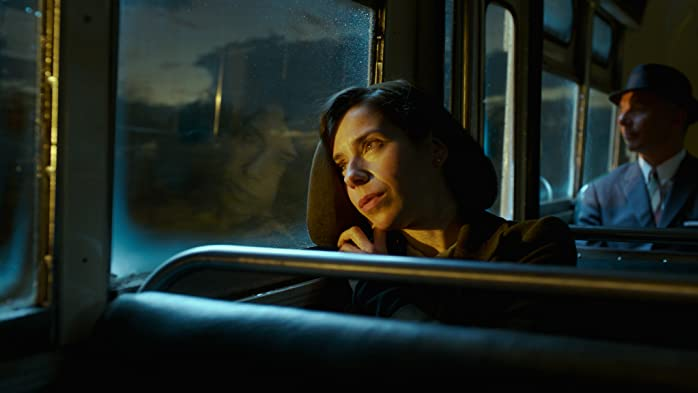 Oscars 2018 Nominees: Sally Hawkins in The Shape of Water (2017)