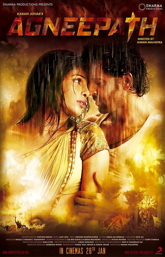 Agneepath 2012 Hindi 720p BluRay 300MB Movies