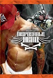 Disposable Hero: The Brian Deegan Story Poster