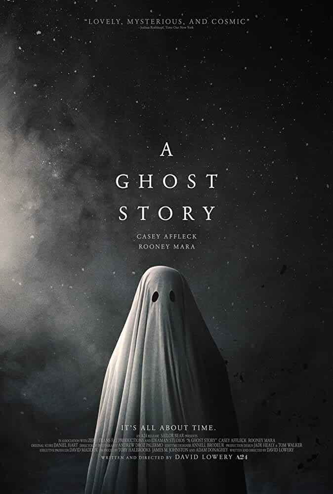 A Ghost Story 2017 English Movie 720p WEB-DL