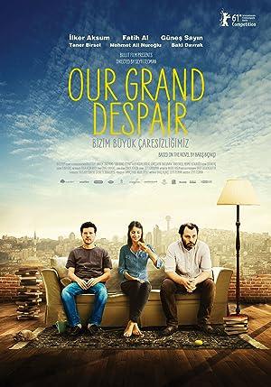 Our Grand Despair poster