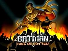 Batman: Rise of Sin Tzu (VG)