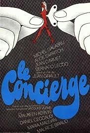 Le concierge Poster