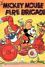 Mickey's Fire Brigade