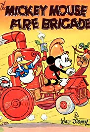 Mickey's Fire Brigade(1935) Poster - Movie Forum, Cast, Reviews