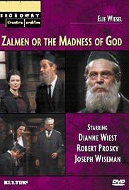 Zalmen: or, The Madness of God Poster