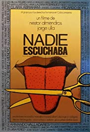 Nadie escuchaba Poster