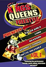 Kings and Queens of Freestyle Volume I Poster