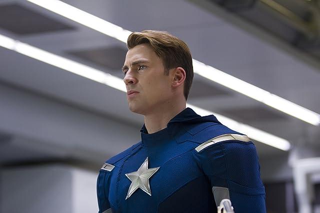 Chris Evans in The Avengers (2012)