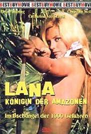 Lana - Königin der Amazonen Poster