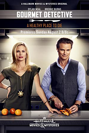 The Gourmet Detective: A Healthy Place to Die (2015)