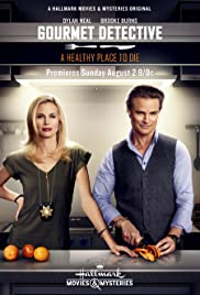 The Gourmet Detective: A Healthy Place to Die (2015) Poster - Movie Forum, Cast, Reviews