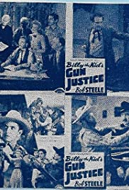 Billy the Kid's Gun Justice Poster