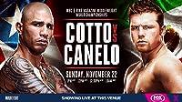 Canelo Alvarez vs. Miguel Cotto