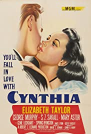 Cynthia(1947) Poster - Movie Forum, Cast, Reviews