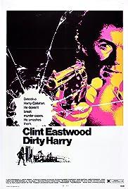 Dirty Harry(1971) Poster - Movie Forum, Cast, Reviews