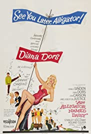 An Alligator Named Daisy (1955) Poster - Movie Forum, Cast, Reviews