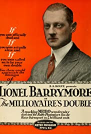 The Millionaire's Double Poster
