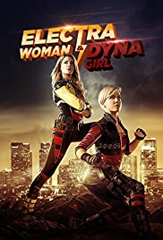 Electra Woman and Dyna Girl Poster