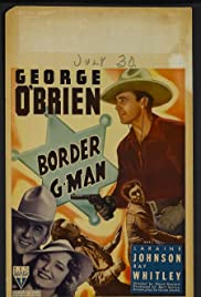 Border G-Man Poster