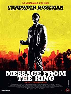 Message from the King izle