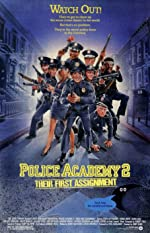 Police Academy 2 Their First Assignment(1985)
