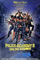 Police Academy 2: Their First Assignment (1985) Poster