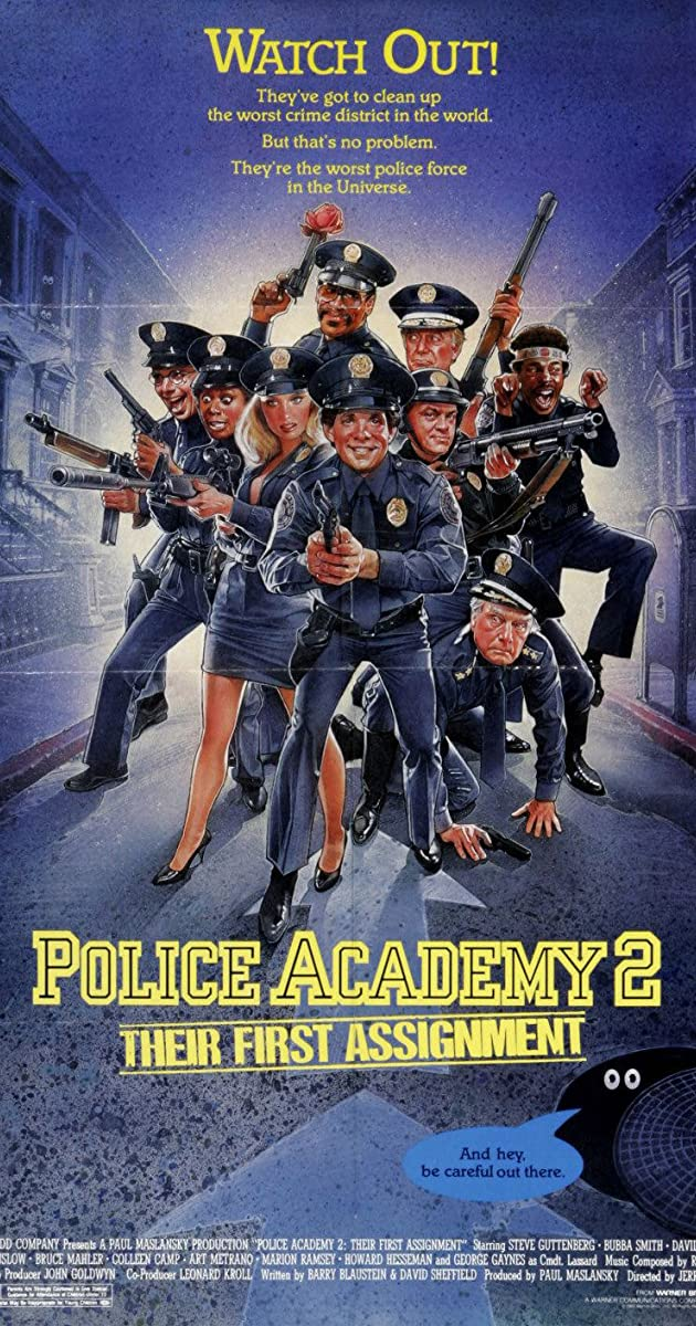 Police Academy 2: Their First Assignment (1985) - IMDb