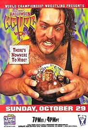 WCW Halloween Havoc 1995 Poster