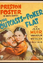 The Outcasts of Poker Flat (1937) Poster - Movie Forum, Cast, Reviews